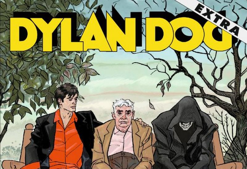 DYLAN DOG EXTRA 124: MARTY