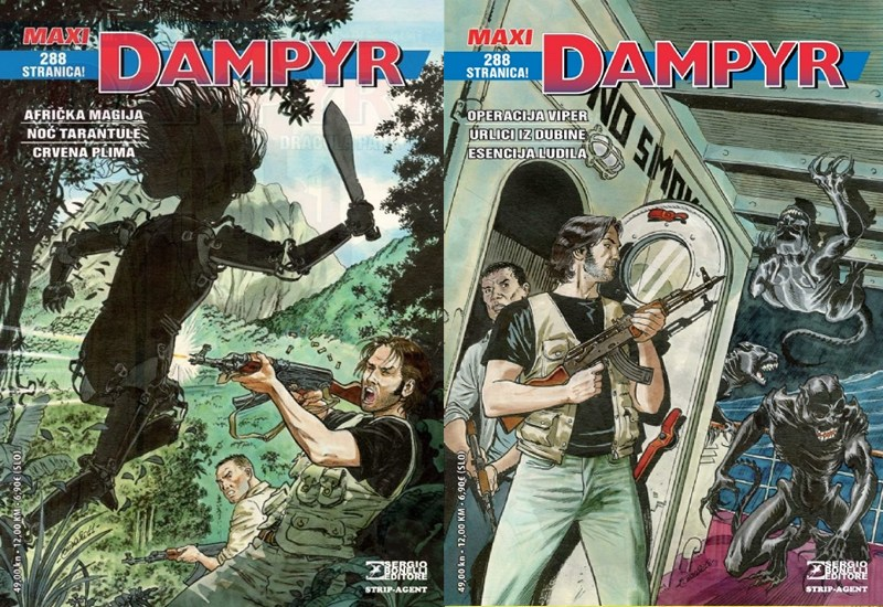 DAMPYR MAXI 1-4