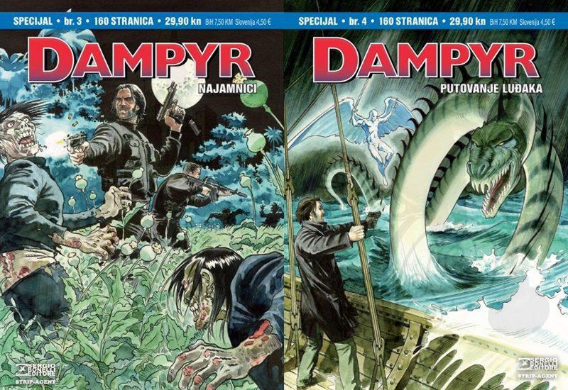 DAMPYR SPECIJAL 1-4