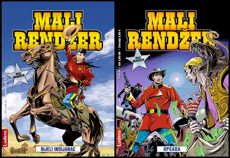 MALI RENDŽER 1-34