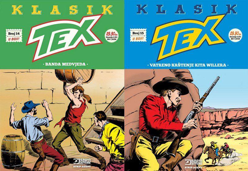 TEX KLASIK 14 I 15