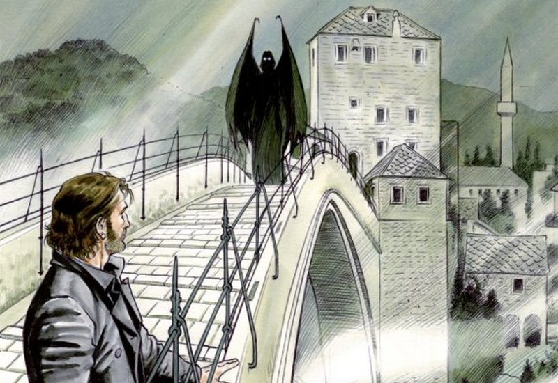 DAMPYR SPECIJAL 5: LEGENDA O STAROM MOSTU