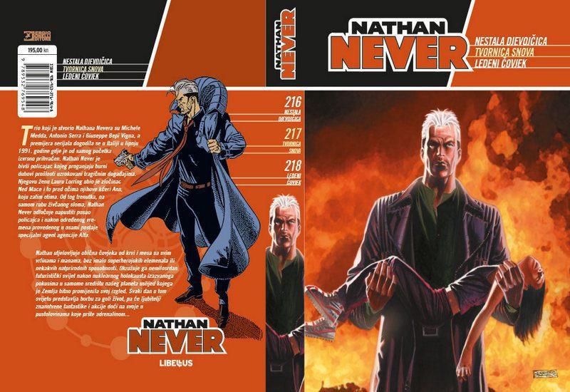 NATHAN NEVER BIBLIOTEKA, KNJIGA 73
