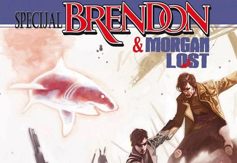 BRENDON & MORGAN LOST SPECIJAL: ZVEZDANA MAPA