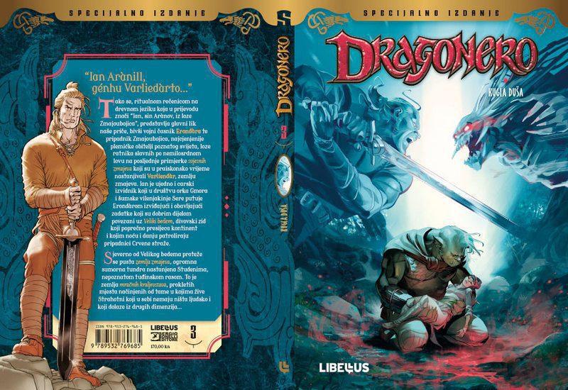 DRAGONERO SPECIJAL, KNJIGA 3