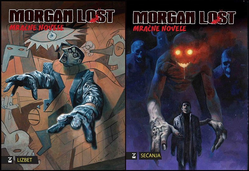 MORGAN LOST MRAČNE NOVELE 8/9