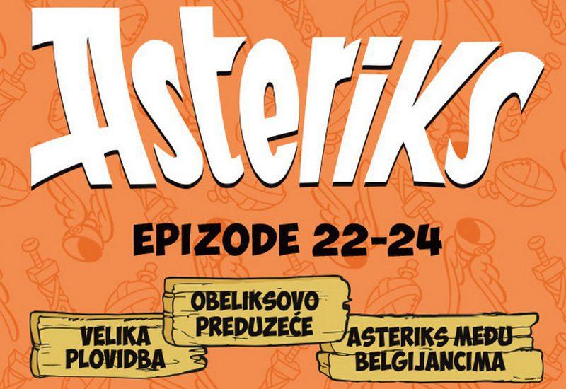 ASTERIKS INTEGRAL 8