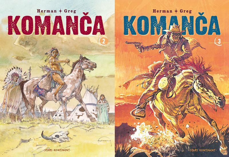 KOMANČA INTEGRALI 2 I 3