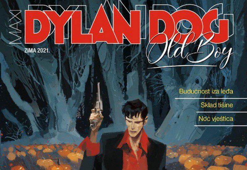 DYLAN DOG MAXI 22: OLD BOY, KNJIGA 1