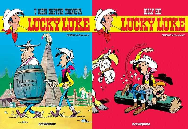 LUCKY LUKE 35 i 36