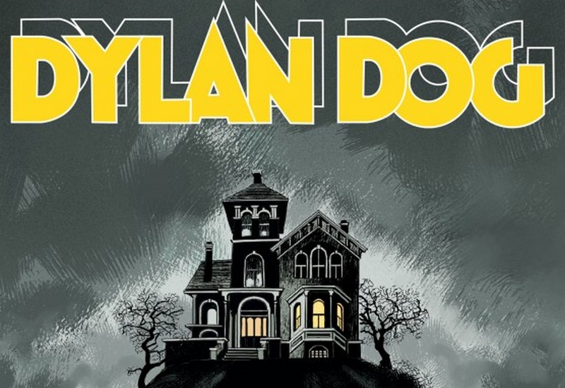 DYLAN DOG LUDENS 187: REMINGTON HOUSE